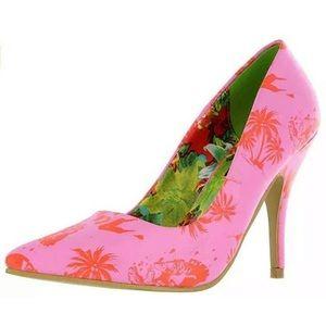 Brand new iron first heels